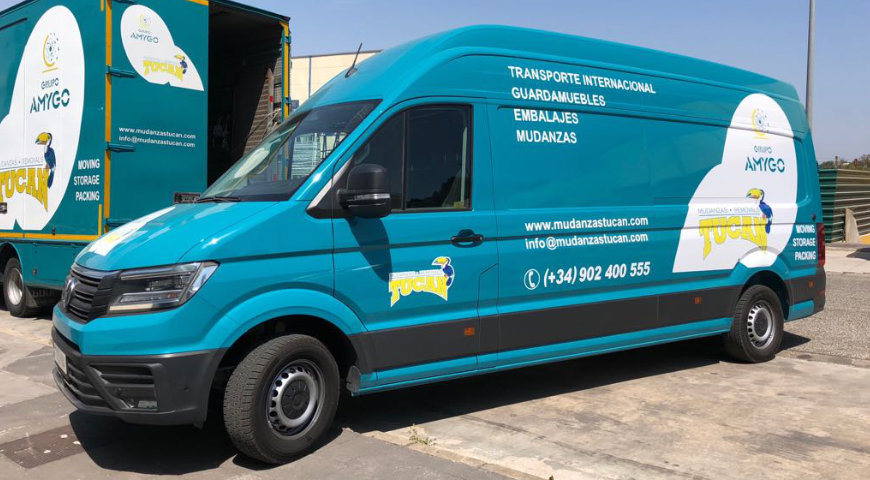 Transporte mudanzas Málaga