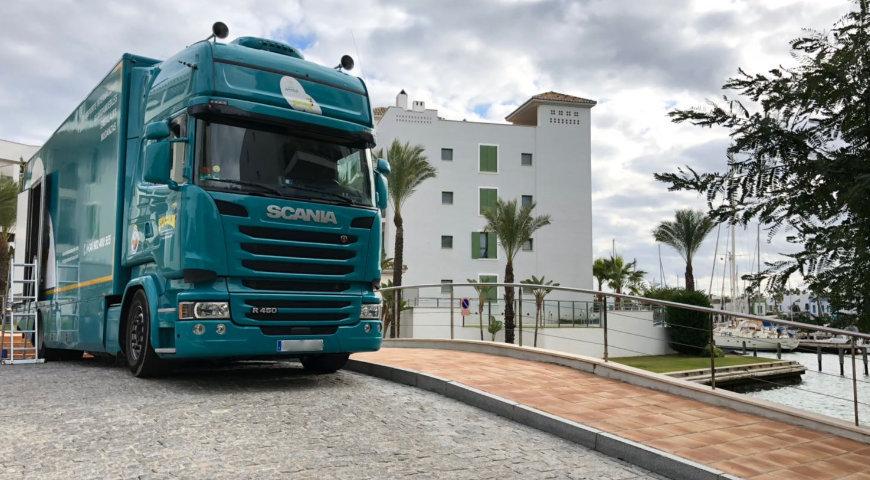 Mudanzas locales y nacionales en Málaga