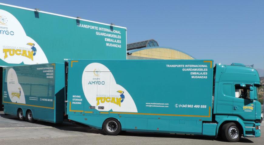 Empresa de mudanzas Málaga